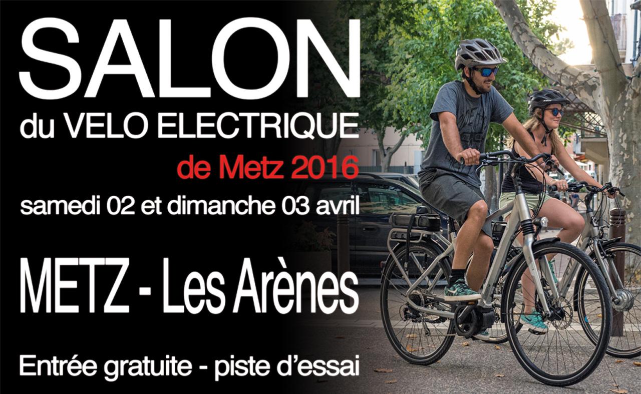 Salon du vélo électrique de Metz 2016